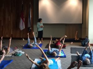 Feldenkrais Course with Alice Friedman