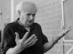 Doctor Moshe Feldenkrais