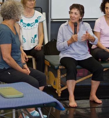 Alice Friedman Feldenkrais Trainer
